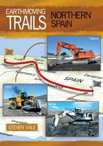 Earthmoving Trails Northern Spain Cover Final